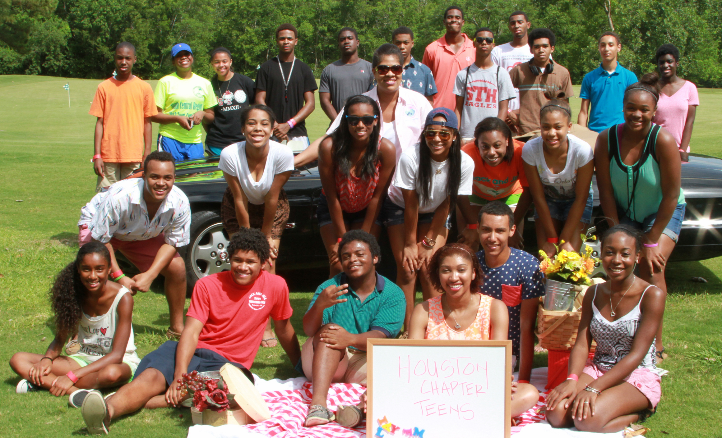 Teen Picture. Chapter Picnic 2013