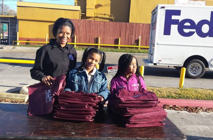 Mothers and Children serving Our Community
